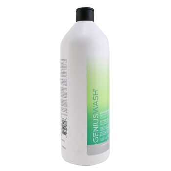 Genius Wash Cleansing Conditioner (For Medium Hair)  1000ml/33.8oz