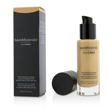 BarePro Performance Wear Liquid Foundation SPF20  30ml/1oz
