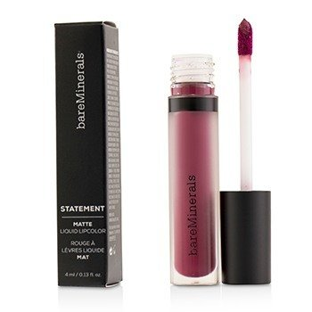 Statement Matte Liquid Lipcolor  4ml/0.13oz