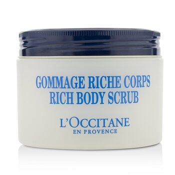 Shea Butter Rich Body Scrub  200ml/6.9oz