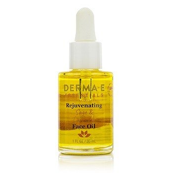 Essentials Rejuvenating Sage & Lavender Face Oil  30ml/1oz