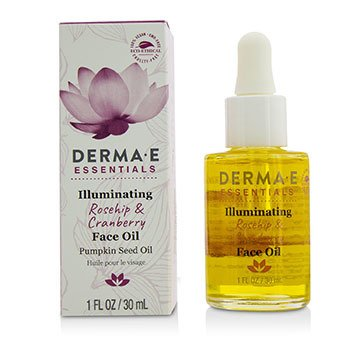 Essentials Illuminating Rosehip & Cranberry Face Oil  30ml/1oz