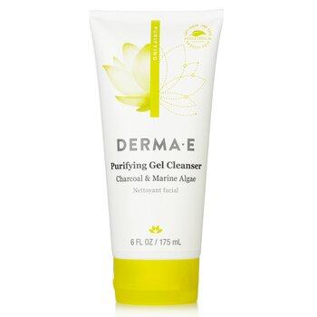Derma E Purifying Gel Cleanser  175ml/6oz