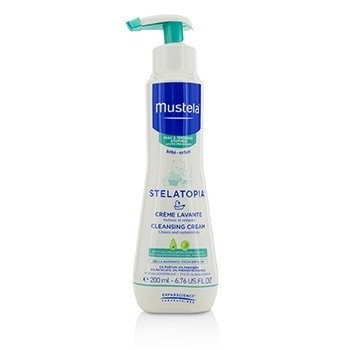 Stelatopia Cleansing Cream - For Atopic-Prone Skin 200ml/6.76oz
