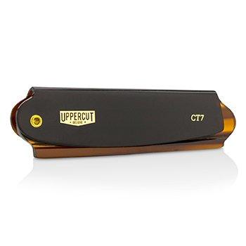 CT7 Flip Comb - # Tortoise Shell Brown 1pc