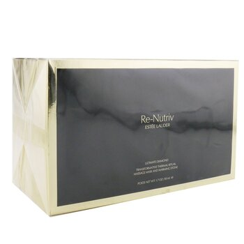 Re-Nutriv Ultimate Diamond Transformative Thermal Ritual Massage Mask  50ml/1.7oz