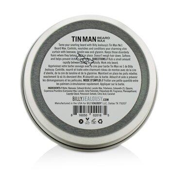 Tin Man No. 1 Beard Wax  57g/2oz