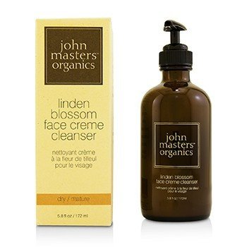 Linden Blossom Face Creme Cleanser (For Dry/ Mature Skin)  172ml/5.8oz