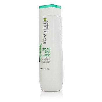 Biolage Scalpsync Cooling Mint Shampoo (For Oily Hair & Scalp) 250ml/8.5oz
