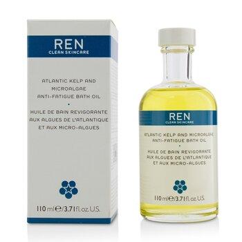 Atlantic Kelp And Microalgae Anti-Fatigue Bath Oil  110ml/3.71oz