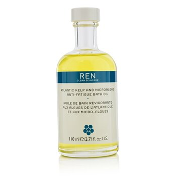 Ren Atlantic Kelp And Microalgae Anti-Fatigue Bath Oil  110ml/3.71oz