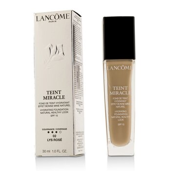 Teint Miracle Hydrating Foundation Natural Healthy Look SPF 15  30ml/1oz