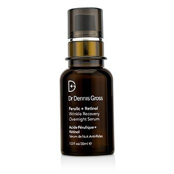 Ferulic + Retinol Wrinkle Recovery Overnight Serum  30ml/1oz