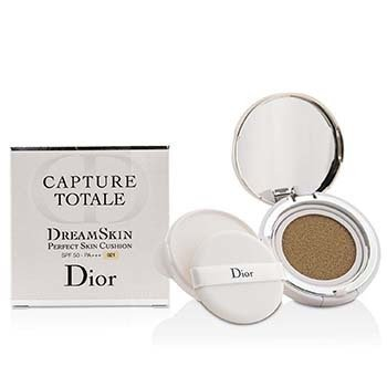 Capture Totale Dreamskin Perfect Skin Cushion SPF 50 med ekstra refill  2x15g/0.5oz