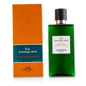 Eau D'Orange Verte Hair And Body Shower Gel  200ml/6.5oz