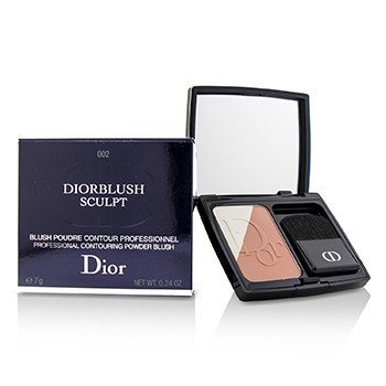 Christian Dior Diorblush Sculpt Professional Contouring Powder Blush - # 002 Coral Shape  7g/0.24oz