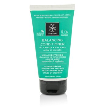 Balancing Conditioner with Nettle & Propolis (Oily Roots & Dry Ends)  150ml/5.29oz