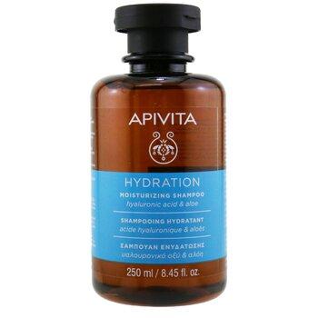 Moisturizing Shampoo with Hyaluronic Acid & Aloe (For All Hair Types)  250ml/8.45oz