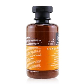 Shine & Revitalizing Shampoo with Orange & Honey (For All Hair Types)  250ml/8.45oz