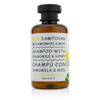 Kids Shampoo with Chamomile & Honey  250ml/8.5oz