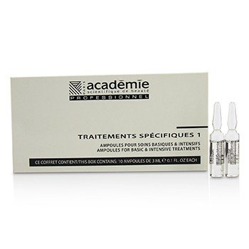 Specific Treatments 1 Ampoules Integral Cells Extracts - Salongprodukt  10x3ml/0.1oz