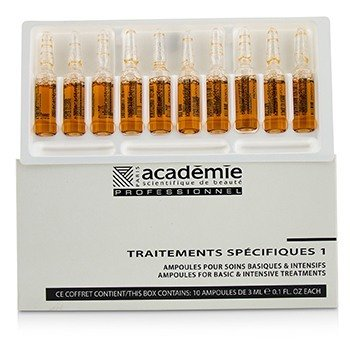 Specific Treatments 1 Ampoules Propolis - Salon Product  10x3ml/0.1oz