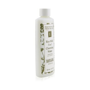 Rice Milk 3 In 1 Cleansing Water  125ml/4.2oz