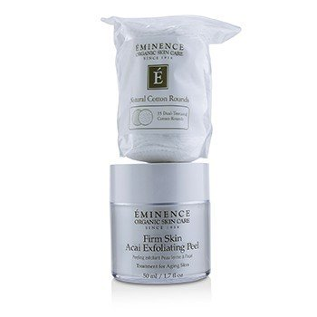 Firm Skin Acai Exfoliating Peel (with 35 Dual-Textured Cotton Rounds)  50ml/1.7oz