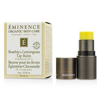 Rosehip & Lemongrass Lip Balm SPF 15 4g/0.14oz