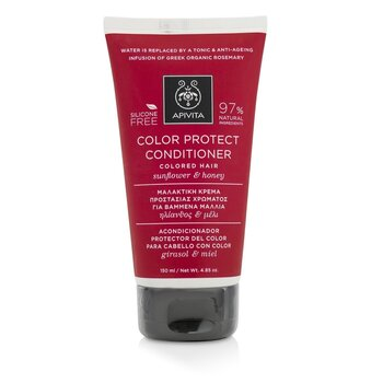 Color Protect Conditioner with Sunflower & Honey (For Colored Hair)  150ml/4.85oz