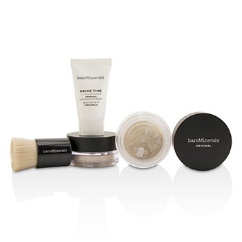 Get Started Mineral Foundation Kit  4pcs