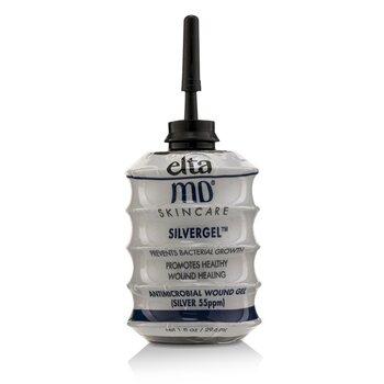 SilverGel Antimicrobial Wound Gel  29.6ml/1oz