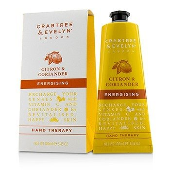Citron & Coriander Energising Hand Therapy  100ml/3.45oz