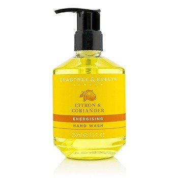 Citron & Coriander Energising Hand Wash  250ml/8.5oz