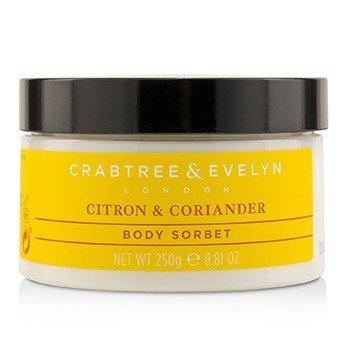 Citron & Coriander Energising Body Sorbet  250g/8.81oz