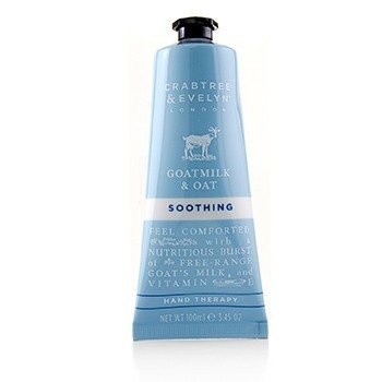Goatmilk & Oat Soothing Hand Therapy  100ml/3.45oz
