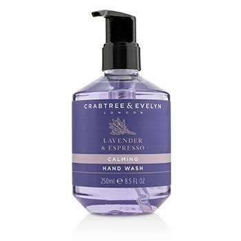 Lavender & Espresso Calming Hand Wash  250ml/8.5oz