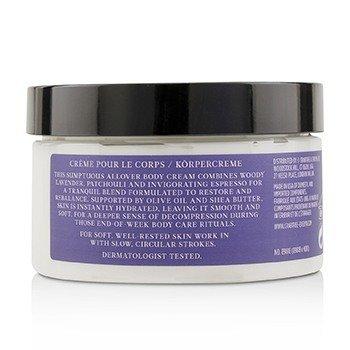 Lavender & Espresso Calming Body Cream  250ml/8.64oz