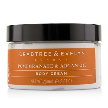Pomegranate & Argan Oil Nourishing Body Cream  250ml/8.64oz