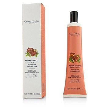 Pomegranate, Argan & Grapeseed Anti-Ageing Hand Therapy  70g/2.5oz