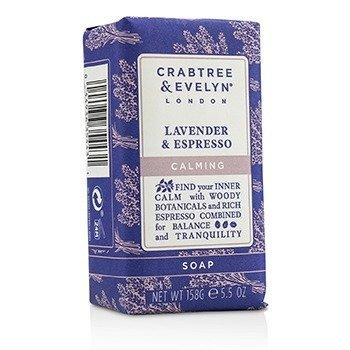 Lavender & Espresso Calming Soap  158g/5.5oz