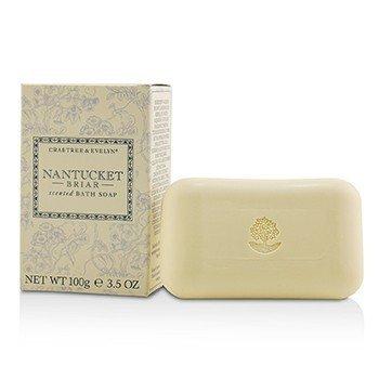 Nantucket Briar Scented Bath Soap  3x100g/3.5oz