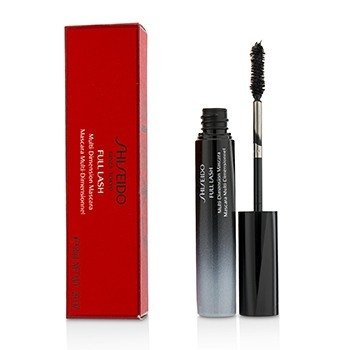 Shiseido Full Lash Multi Dimension Mascara - # BK901 Black  8ml/0.29oz