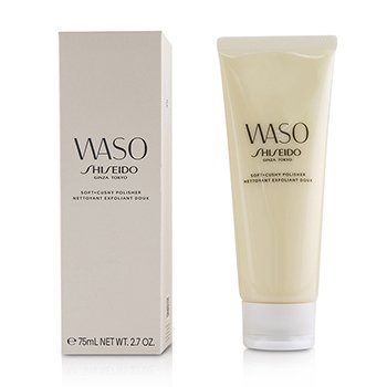 Shiseido Waso Soft+Cushy Polidor  75ml/2.7oz