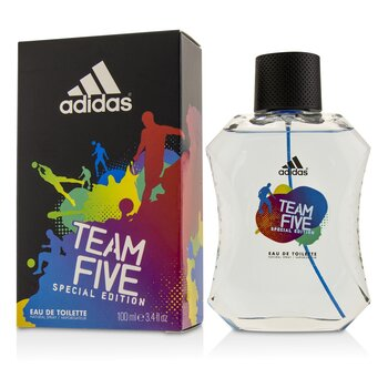 Team Five Eau De Toilette Spray (Special Edition)  100ml/3.4oz