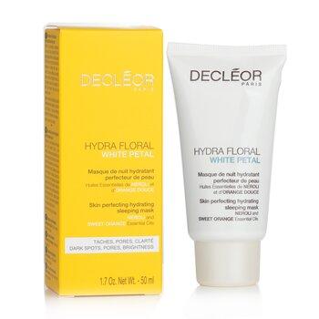 保濕橙花晚安面膜Hydra Floral White Petal Neroli & Sweet Orange Skin Perfecting Hydrating Sleeping Mask  50ml/1.7oz