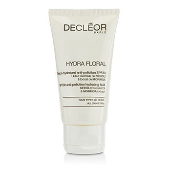 Hydra Floral Neroli & Moringa Anti-Pollution Hydrating Fluid SPF30 (Salon Product) 50ml/1.7oz