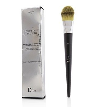 Backstage Brushes Professional Finish Fluid Foundation Brush (Box Slightly Damaged)  -