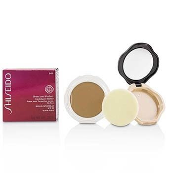 Sheer & Perfect Compact Foundation SPF 21 (Case + Refill)  10g/0.35oz