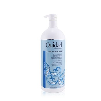 Ouidad Curl Quencher Moisturizing Conditioner (Tight Curls)  1000ml/33.8oz